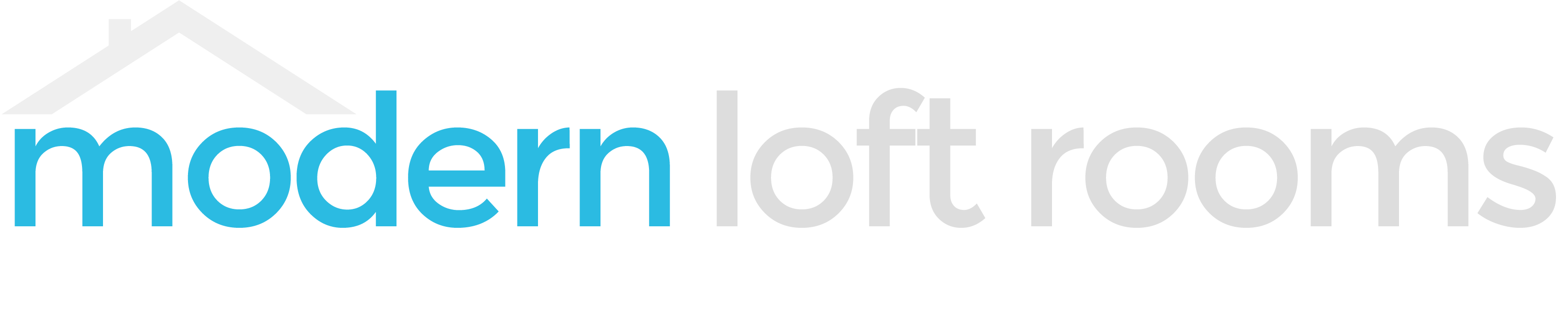 Modern Loft Rooms Logo